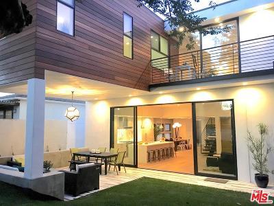 Manhattan Beach Single Family Home For Sale: 3605 Oak Avenue