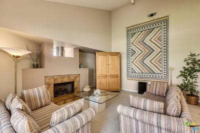 Palm Springs Condo/Townhouse For Sale: 425 West Club Drive