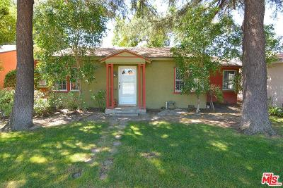 Burbank Single Family Home For Sale: 3716 West Victory