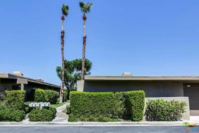 Palm Springs Condo/Townhouse For Sale: 330 Tiffany Circle