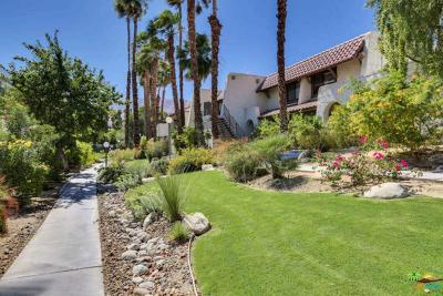 Palm Springs Condo/Townhouse For Sale: 372 West Santa Elena Road