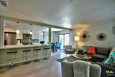 Palm Springs Condo/Townhouse For Sale: 1856 North Mira Loma Way #A