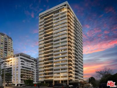 Los Angeles Condo/Townhouse For Sale: 10701 Wilshire Boulevard #2005