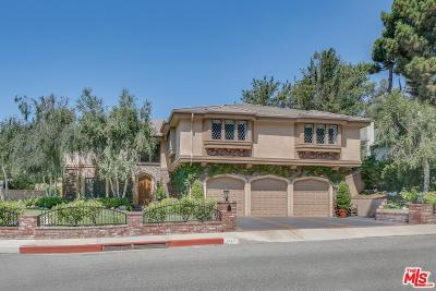 Beverly Hills Single Family Home For Sale: 2847 Deep Canyon Drive