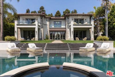 Beverly Hills Single Family Home For Sale: 1006 Lexington Road