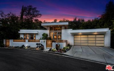 Beverly Hills CA Single Family Home For Sale: $2,480,000
