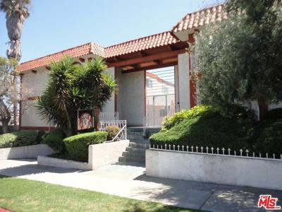 Inglewood Condo/Townhouse Closed: 852 West Beach Avenue #11