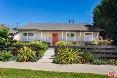 Venice Single Family Home Sold: 1016 Rose Avenue