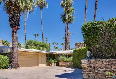 Palm Springs Single Family Home For Sale: 1580 East Mesquite Avenue