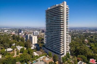 West Hollywood Condo/Townhouse For Sale: 9255 Doheny Road #1505