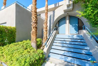 Palm Springs Condo/Townhouse For Sale: 1510 North Kaweah Road
