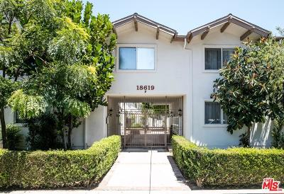 Tarzana Condo/Townhouse For Sale: 18619 Collins Street #F26