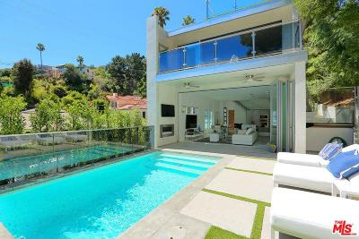 Los Angeles County Rental For Rent: 1544 North Doheny Drive