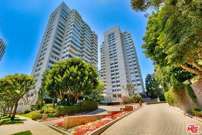 Los Angeles Condo/Townhouse For Sale: 875 Comstock Avenue #259