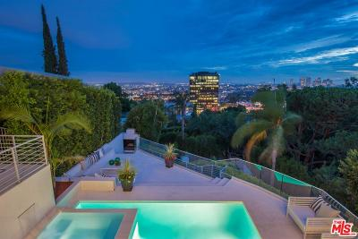 Sunset Strip - Hollywood Hills West (C03) Single Family Home For Sale: 8954 St Ives Drive