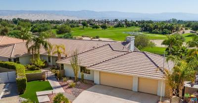 Palm Springs Single Family Home For Sale: 3792 Torito Circle