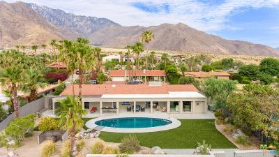 Palm Springs Single Family Home For Sale: 2400 North Milo Drive