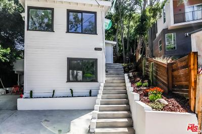 Single Family Home For Sale: 2068 North Beverly Glen Boulevard
