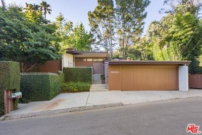 Beverly Hills Single Family Home For Sale: 9563 Gloaming Drive
