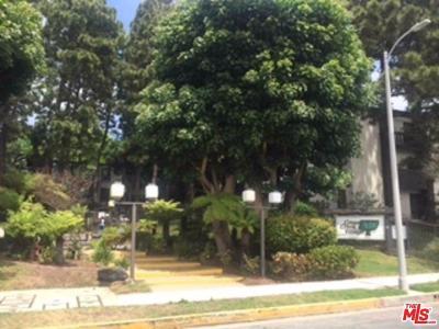 Playa Del Rey Condo/Townhouse Closed: 7777 West 91st Street #B3153