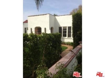 West Hollywood Rental For Rent: 1013 Havenhurst Drive