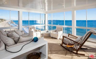 Malibu CA Condo/Townhouse For Sale: $4,595,000