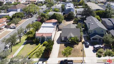 Santa Monica Single Family Home For Sale: 852 22nd Street