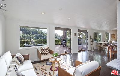 Sunset Strip - Hollywood Hills West (C03) Single Family Home For Sale: 2633 La Cuesta Drive