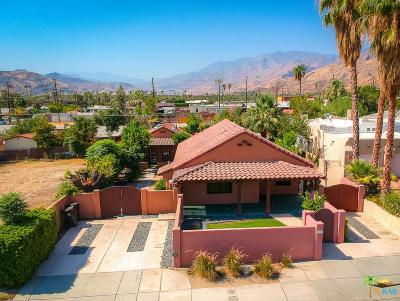 Palm Springs Single Family Home For Sale: 611 East Camino Parocela