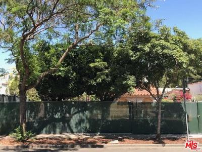 West Hollywood Single Family Home For Sale: 1130 North Poinsettia Place
