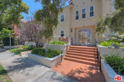 Burbank Condo/Townhouse For Sale: 300 East Providencia Avenue #114