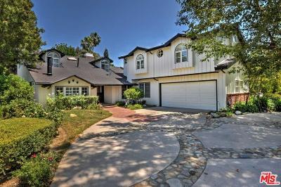 Encino Rental For Rent: 4614 Rubio Avenue