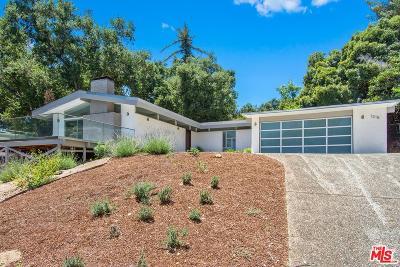 Pasadena Single Family Home For Sale: 1215 Sierra Madre Villa Avenue