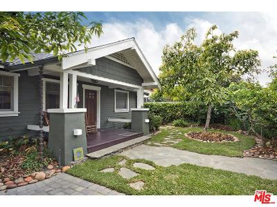 Venice Single Family Home For Sale: 2467 Glyndon Avenue