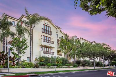 Beverly Hills Single Family Home For Sale: 261 South Reeves Drive #PH5
