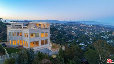 Sunset Strip - Hollywood Hills West (C03) Single Family Home For Sale: 8570 Cole Crest Drive