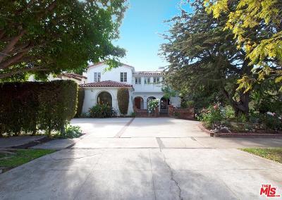 Single Family Home For Sale: 901 Malcolm Avenue