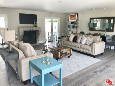 Beverly Hills Single Family Home For Sale: 1643 Clear View Drive
