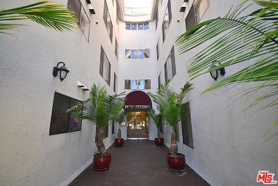 Beverly Hills Condo/Townhouse Closed: 221 South Gale Drive #204
