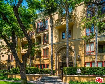 Beverly Hills Condo/Townhouse For Sale: 411 North Oakhurst Drive #305