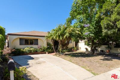 Santa Monica Single Family Home For Sale: 2937 Virginia Avenue