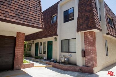 Culver City Condo/Townhouse For Sale: 3920 Girard Avenue