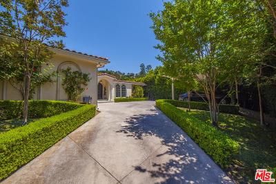 Single Family Home For Sale: 1860 Coldwater Canyon Drive