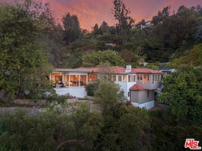 Sunset Strip - Hollywood Hills West (C03) Single Family Home For Sale: 6996 La Presa Drive