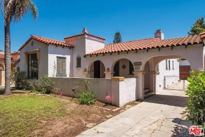 Santa Monica Single Family Home For Sale: 2221 21st Street