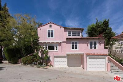 Hollywood Hills East (C30) Single Family Home For Sale: 2127 Whitley Avenue