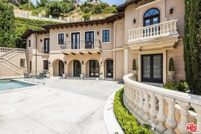 Beverly Hills Single Family Home For Sale: 1465 Robmar Drive