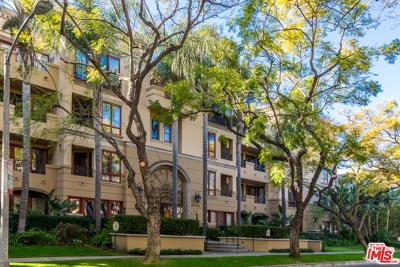 Beverly Hills Condo/Townhouse For Sale: 411 North Oakhurst Drive #109