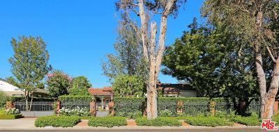 Toluca Lake Single Family Home For Sale: 4416 Arcola Avenue