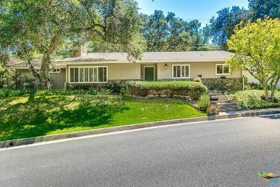 Pasadena Single Family Home For Sale: 1490 Lancashire Street